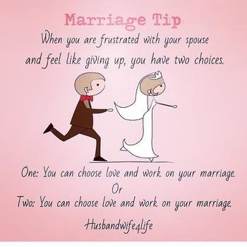 marriage advice blogs